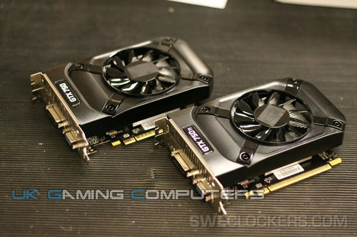 GeForce GTX 750 Ti and GTX 750