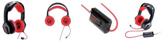 Genius GX Zabius headset