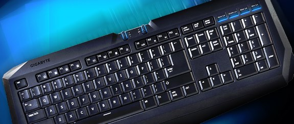 GIGABYTE FORCE K7 Wireless Keyboard
