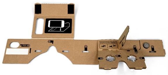 Google VR headset