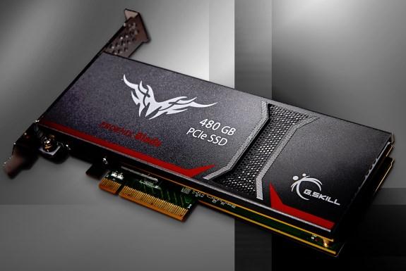 G.SKILL Phoenix Blade PCIe SSD