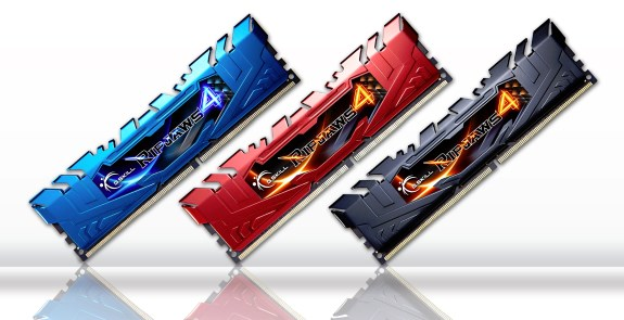 GSkill Ripjaws 4 Series DDR4
