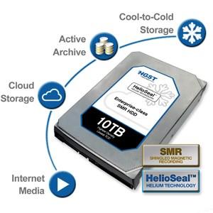 HGST 10TB HDD