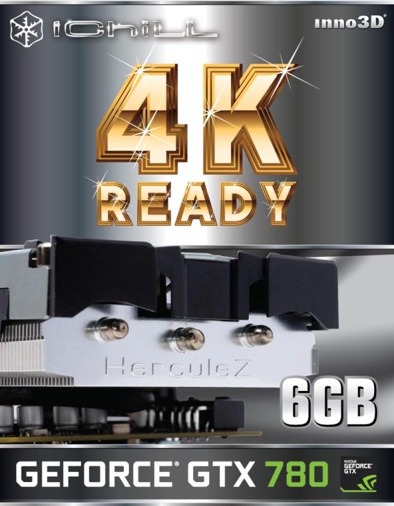 Inno3D iChill GTX 780 6GB GDDR5
