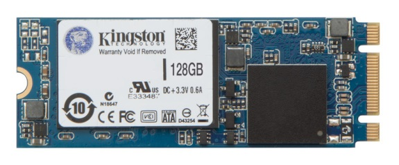 Kingston M2 SATA SSD
