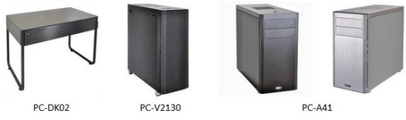 Lian Li Computex lineup