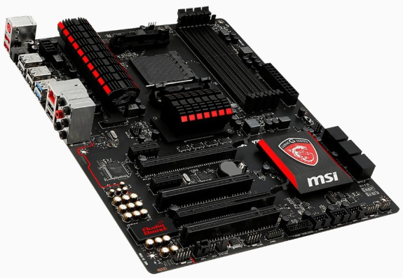 MSI 970 GAMING AM3+ Motherboard