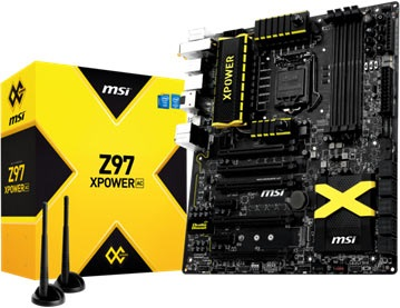 MSI Z97 MPOWER and XPOWER