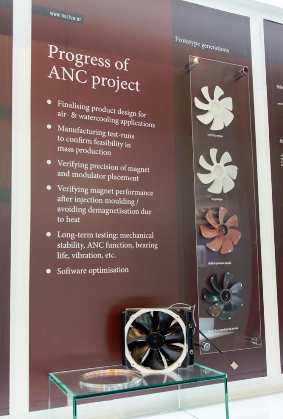 Noctua ANC technology