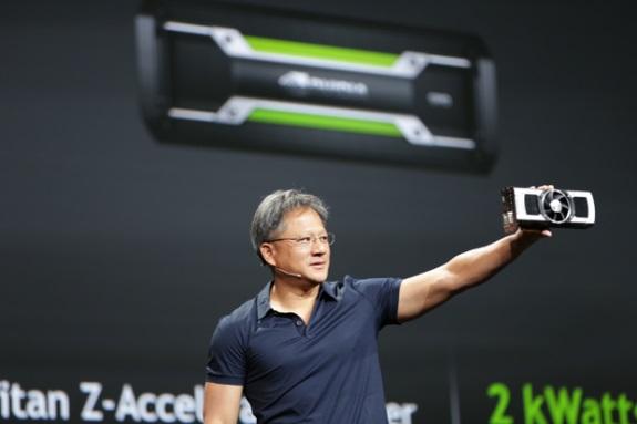 NVIDIA GeForce GTX Titan Z