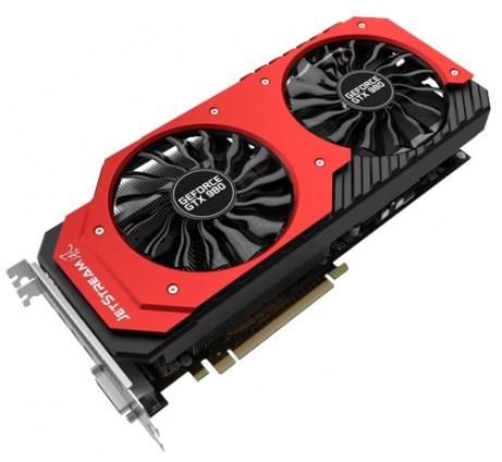 GeForce GTX 980 Super JetStream