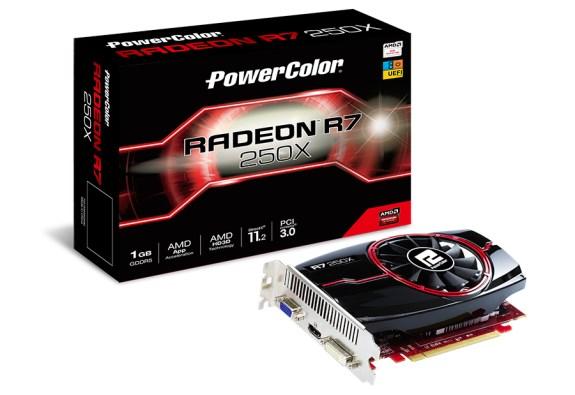 PowerColor Radeon R7 250X