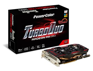 PowerColor Radeon R9 280 OC TurboDuo