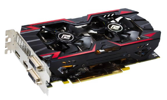PowerColor TurboDuo R9 285 2GB GDDR5 OC