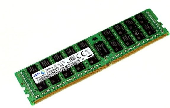 Samsung DDR4 20nm module