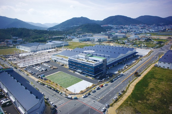 Samsung Campinas factory