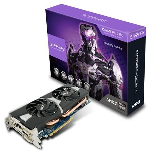 Sapphire Dual-X Radeon R9 280