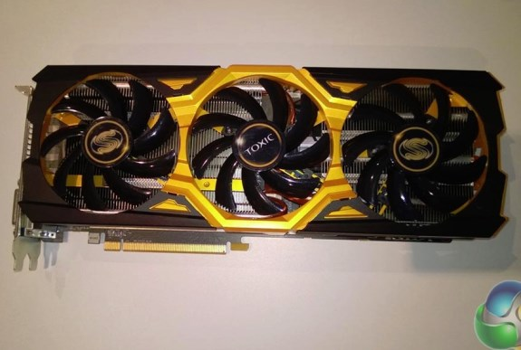 Sapphire Radeon R9 290X 8GB