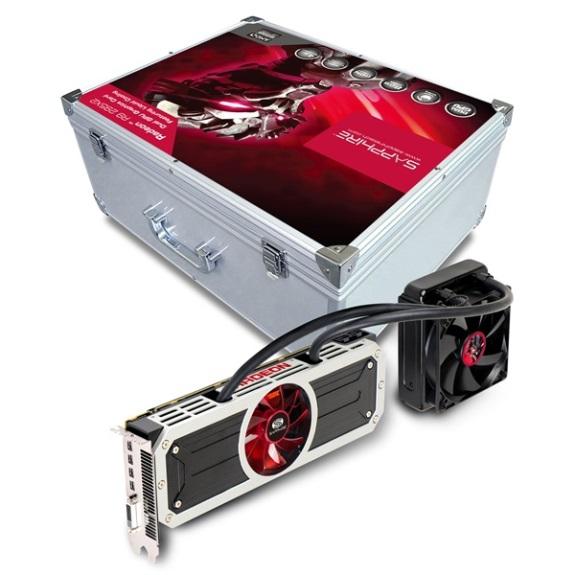Sapphire Radeon R9 295X2 OC Limited Edition