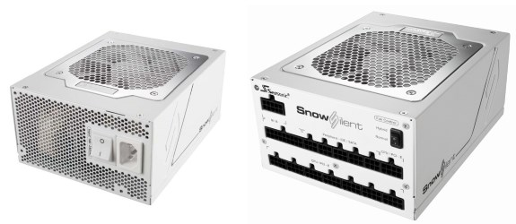 SeaSonic 1050W Snow Silent PSU