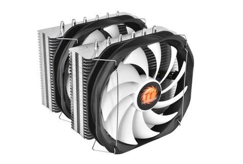Thermaltake Frio Extreme Silent 14 Dual CPU cooler