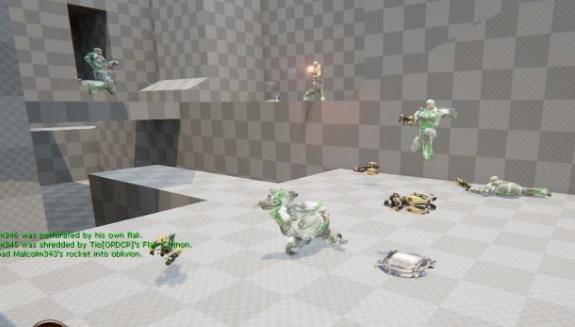 Unreal Tournament alpha
