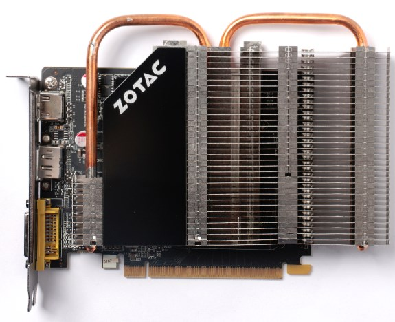 ZOTAC GeForce GTX 750 ZONE Edition