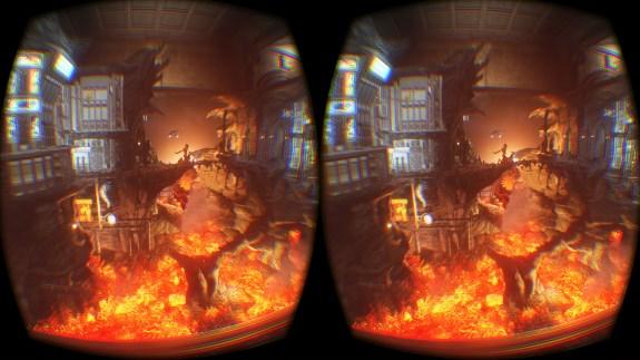 3DMark16 VR test