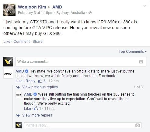 AMD finishing touches on FB