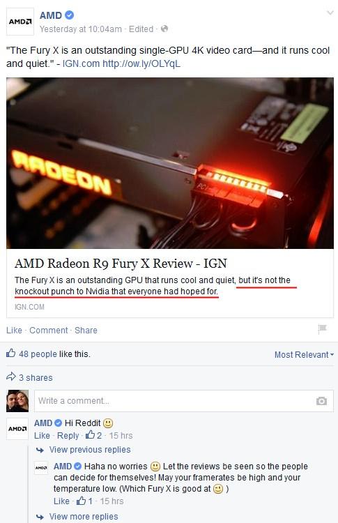 AMD SNAFU