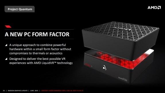 AMD Project Quantum SFF