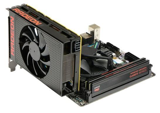 AMD Radeo R9 Nano