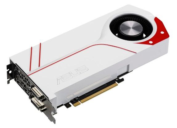 ASUS GTX 970 Turbo White