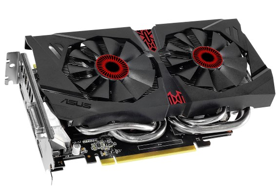 ASUS Announces Strix GTX 960 4GB Graphics Card