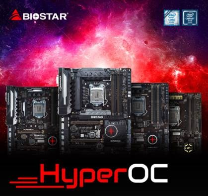 Biostar HyperOC