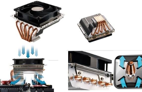 Cooler Master GeminII S524 Ver. 2
