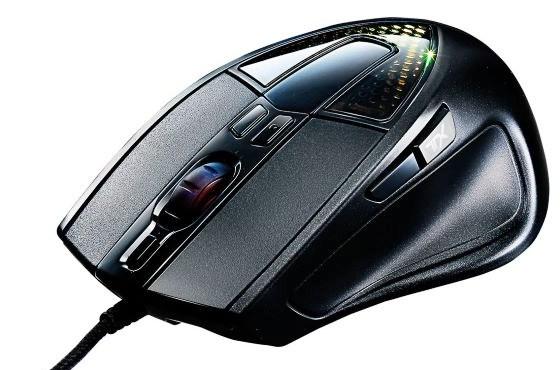 CM Palm Grip Mouse