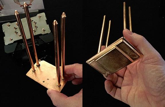 CM vertical heatpipe new concept