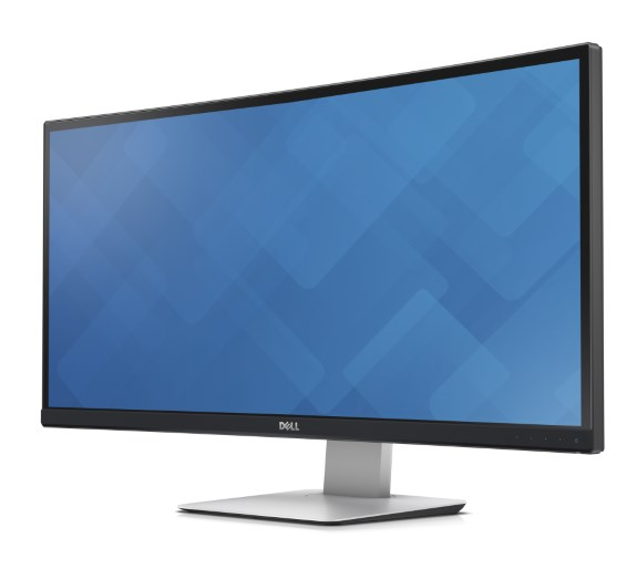 Curved monitor (U3415W)