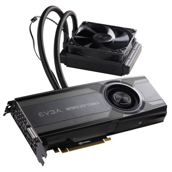 EVGA GeForce GTX TITAN X HYBRID