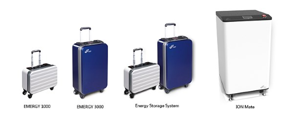 FSP portable energy systems