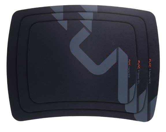 Func new F-Series 10 mouse pad series