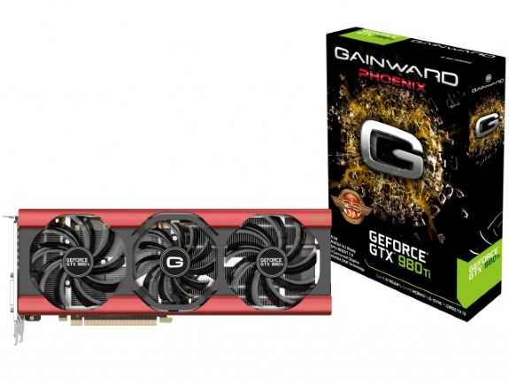 Gainward GeForce GTX 980 Ti PHOENIX GS