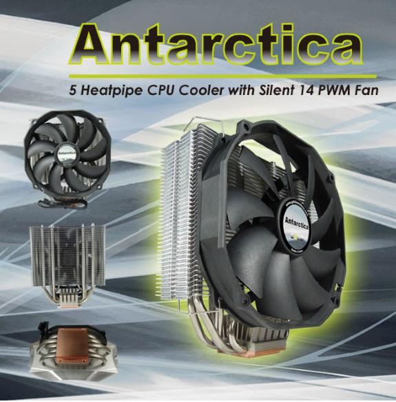Gelid Antarctica