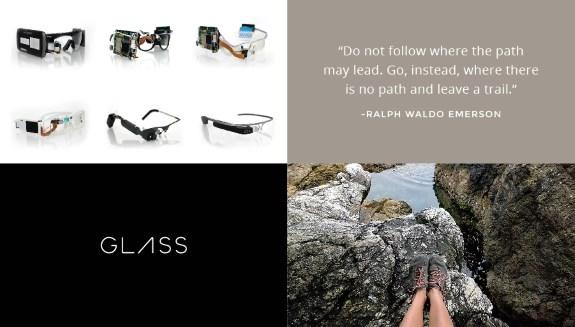Google Glass announcement