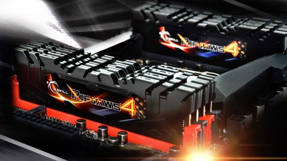 Gskill 128GB DDR4 kit
