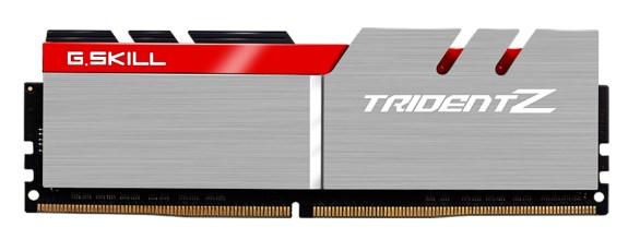 GSkill TridentZ DDR4 4133MHz