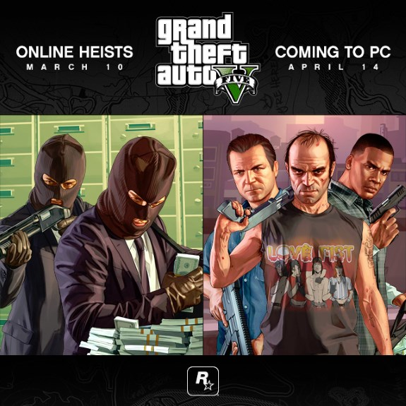 GTA V PC version