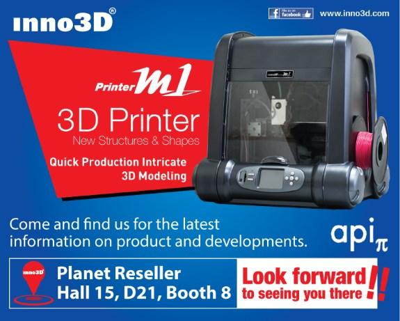 Inno3D 3D printer