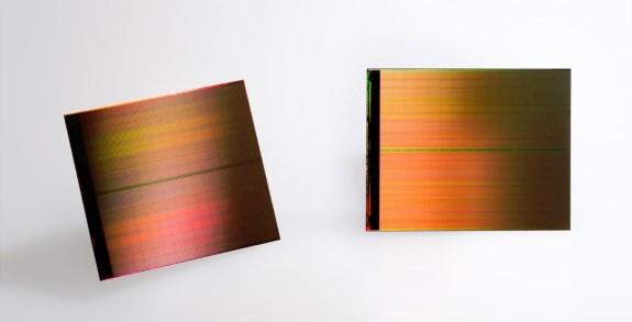 Intel Micron 3D XPoint